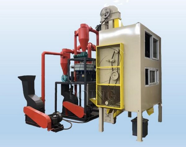 benefits of aluminum separator